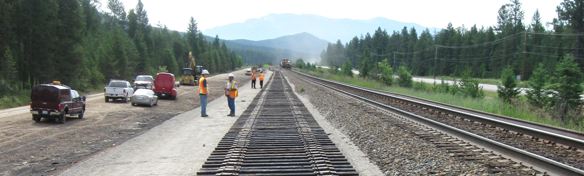 CPR Coal Route Expansion | RailWorks