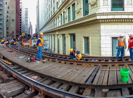 Chicago Transit Authority Loop Renewal