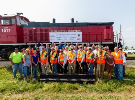 RailWorks Breaks Ground in City of Rochelle, IL