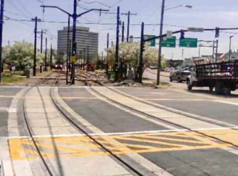 Greater Cleveland RTA Crossing Rehabilitation