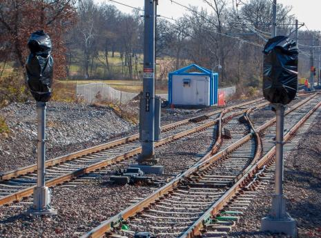 Metro – Fairview Heights Pocket Track