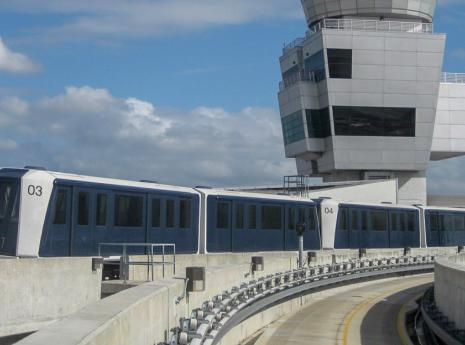 Miami International Airport Automated People Mover
