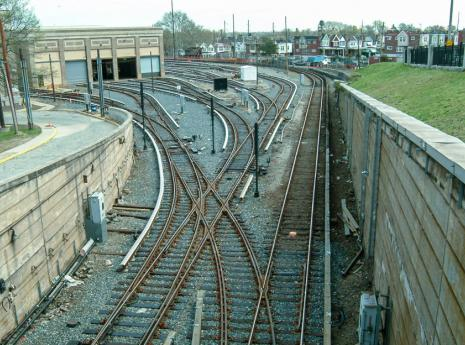 SEPTA Fern Rock Yard Renewal