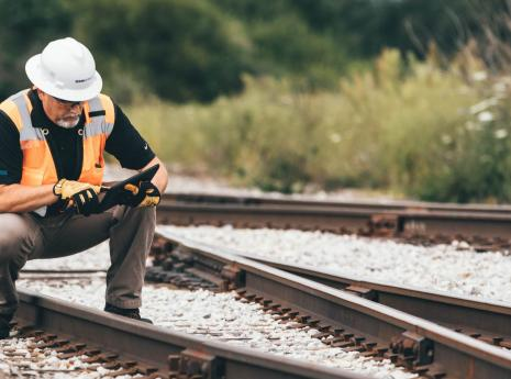 RailWorks Launches Insight Digital Track Inspection Tool