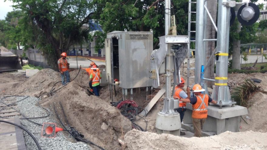 L K  Comstock: Transit Rail Construction | RailWorks