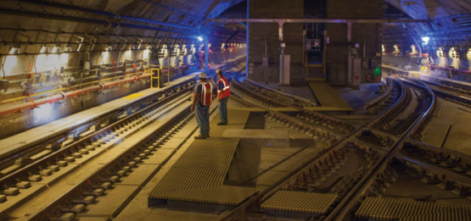 Track & Transit Experts, Railway Construction & Contractors | RailWorks
